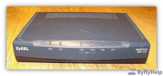ZYXEL PRESTIGE P645 / 650 / 660R-T1